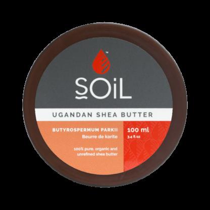 Biologische Oegandese shea butter